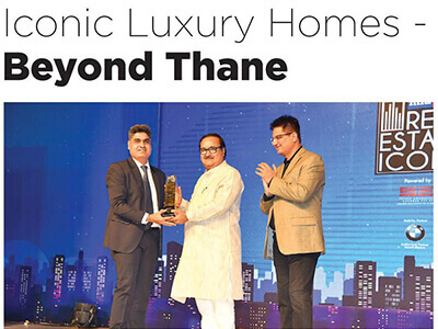 Mid Day : Iconic Luxury Homes (Mohan Altezza) - Beyond Thane
