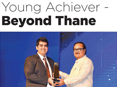 Mid Day : Young Achiever - Beyond Thane