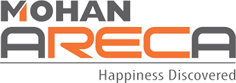 Mohan Areca Logo