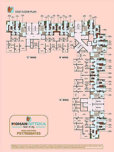 Mohan Ritteka Layout & Floor Plans